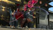 Musashi Fighting 003