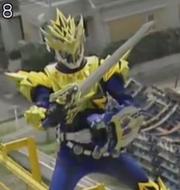 Lightning Ryukendo