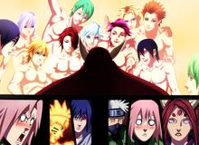 Naruto Reverse Harem Jutsu