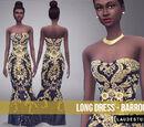 Long Dress - Barroco by laudestudio