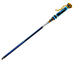 Pretender Rail Gun