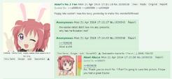 Akari's easter