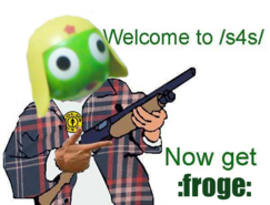 Welcumfroge