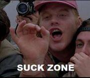 Suck zone2