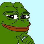Smug Pepe