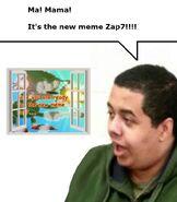 Mama, Zap7!