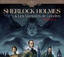 Sherlock Holmes & die Vampire von London