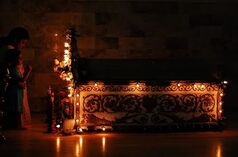 Relics of kadamattathu kathanar