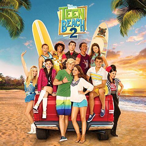 File:Teen Beach 2 Soundtrack.jpg