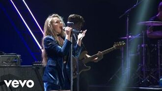 Sabrina Carpenter - Eyes Wide Open (Live on the Honda Stage at the iHeartRadio Theater LA)