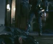 Batman v Knight