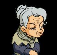 Old WomanAvatar