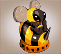 Totem bee