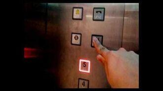 New elevator, new building Toshiba elevator @ Bangunan Rawatan Harian HPRZ II Kota Bharu