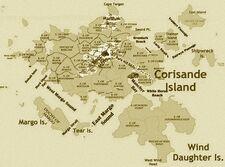 Corisande Island