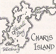 Howell Bay map 01