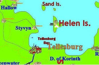Tellesburg Bay