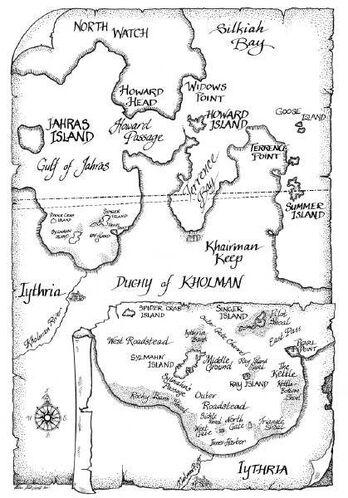 Gulf of Jahras Iythria