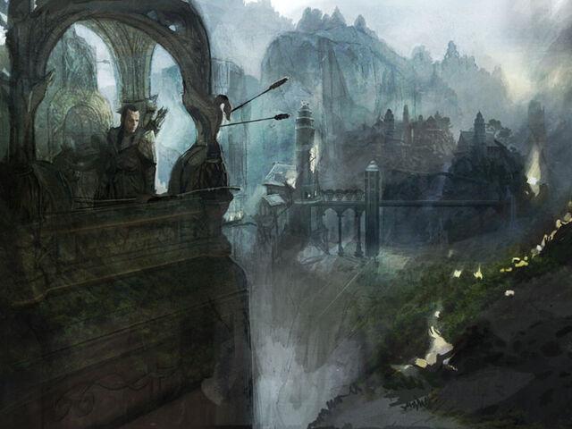 File:BFME2 - Elrond Rivendell.jpg