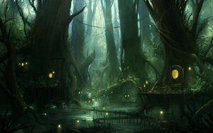 Swamp by blinck-d2xmqep-e1283782097968