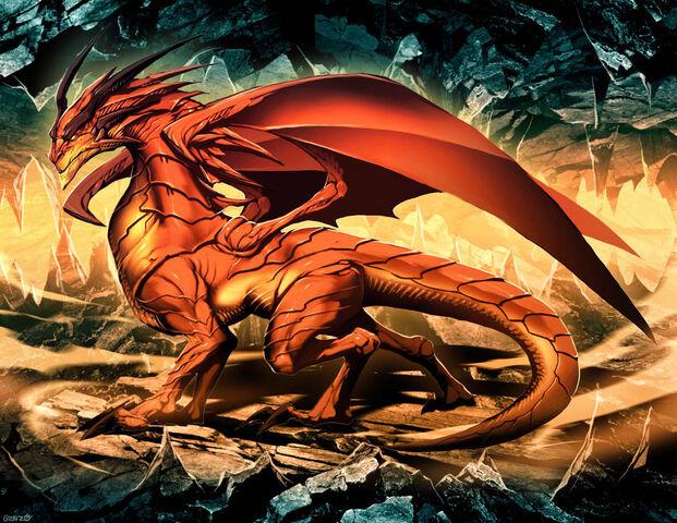 File:The dragon by genzoman-d3bpfp1.jpg