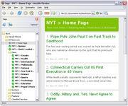 Sage style green screenshot large