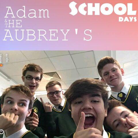 File:Adam & the Aubrey's - School Days.jpg