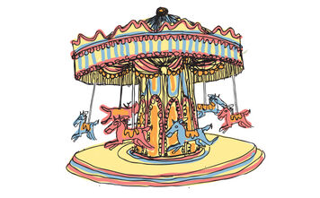 Emily-sanders-east-sussex-merry-go-round