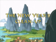 English Title card
