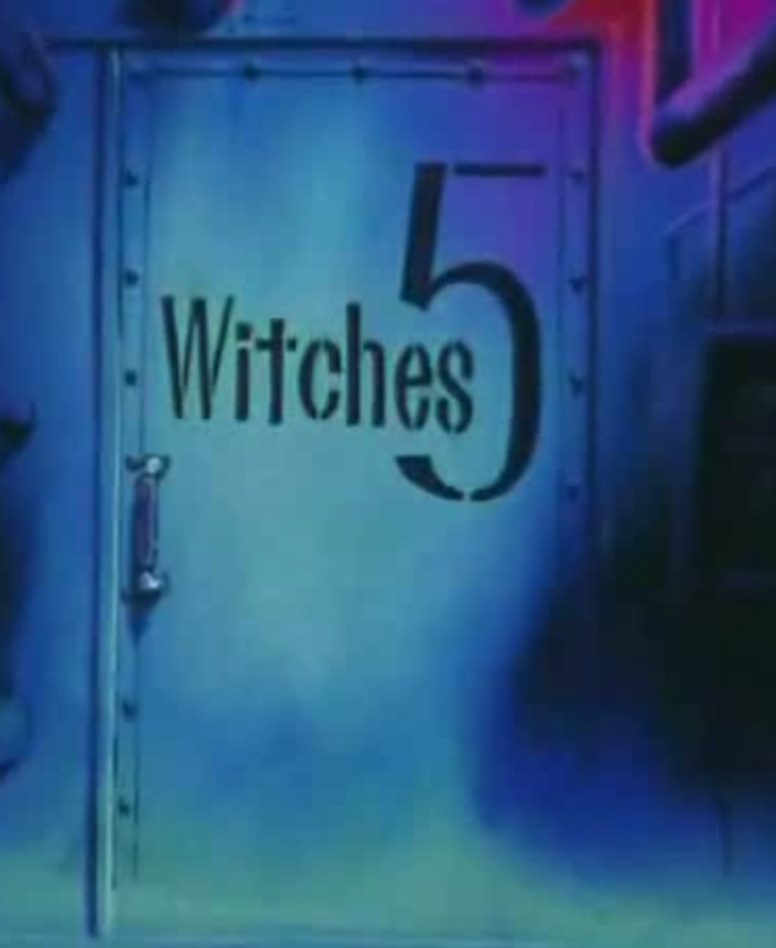 Witches 5 Sailor Moon Wiki Fandom Powered By Wikia