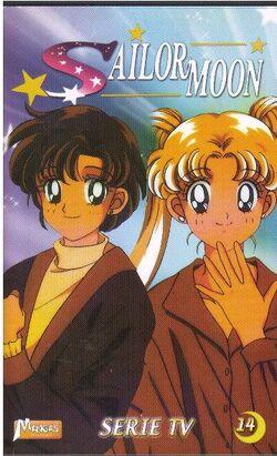 Sailor Moon Vol. 14 - French VHS