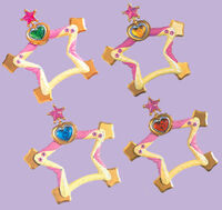 Sailor Star Tambourines