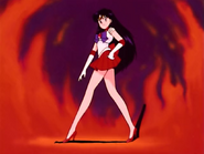 Mars Power (Episode 10 - Cursed Buses! Fire Senshi Mars Appears) (May 16, 1992)