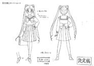 Usagi Anime Design 1