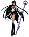 Sailor Pluto's final pose (1994)