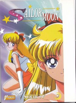 Sailor Moon Vol. 9 - French VHS