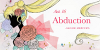 Act 16 - Abduction, Sailor Mercury (episode)