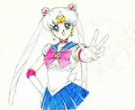 Ikuko Itou SM Sketch