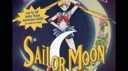 """Sailor Moon OST TRACK 9 Only A Memory Away"""""""