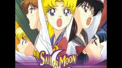 Sailor Moon The Full Moon Collection Track 9 - Tiara Action