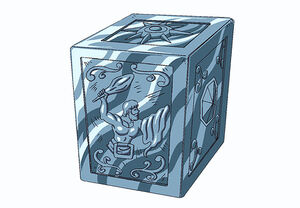 Orion Cloth Box