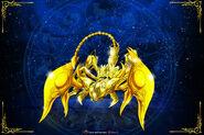 Escorpio god cloth soul of gold by saintaldebaran-d8x9o2f