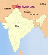 Jamir Map