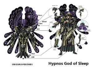 71 Hypnos God of Sleep