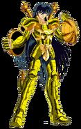 Gold Saint 7-Libra Shiryu-1