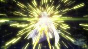 Integra using Galaxian Explosion