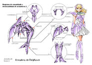 Delphinus Cloth I