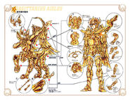 Sagittarius Manga