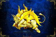 Tauro god cloth soul of gold by saintaldebaran-d8ukd15