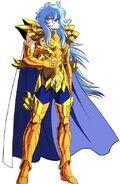 Gold - Pisces Aphrodite 2